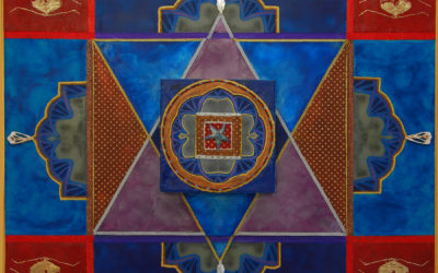 The Cross – Tap into the Essence of Being Centered!