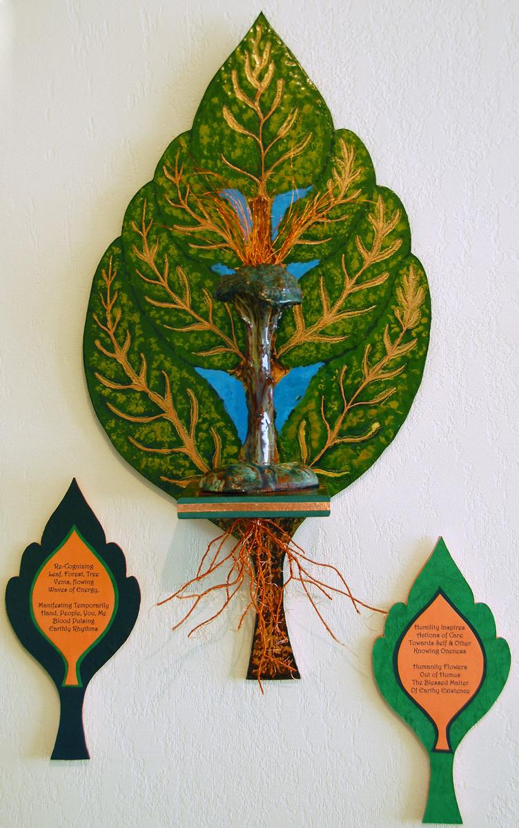 Elemental Wisdom: Earth - Tree of Life