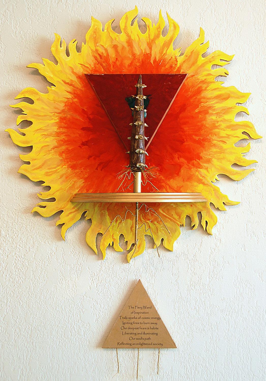 Elemental Wisdom: Fire ~ Solar Forces
