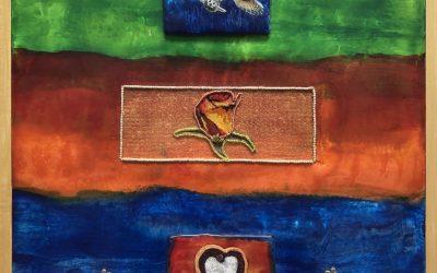 Secular Symbols of Love – in 'Birth of Love'