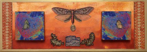 Creation Series Inspiration art Debbie Mathew