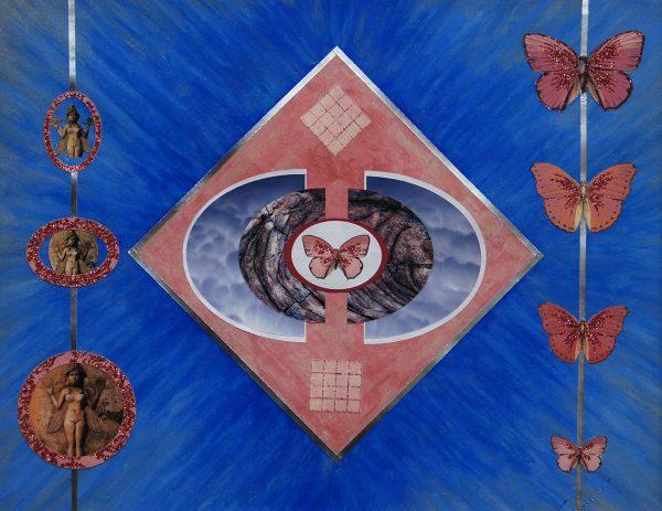 Equanimity-The Bardo, art under $333 at DebbieMathewArt.com