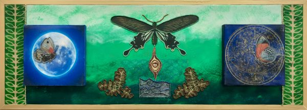 Night Realm Creation Series Inspirational Art Debbie Mathew